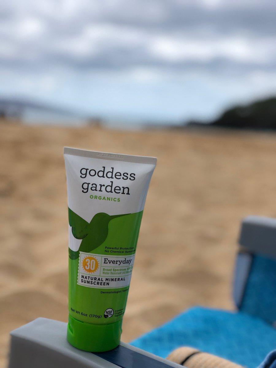 Magnificent Garden Goddess Sunscreen Inspiration - Brown Nature ...