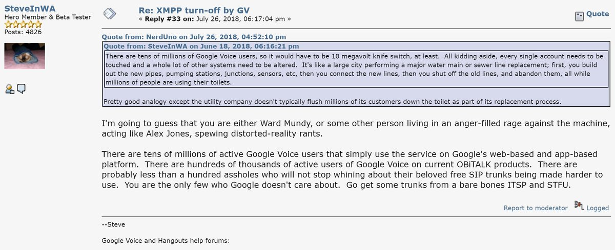 R I P  GVSIP: A Final Farewell to Google Voice – Nerd Vittles