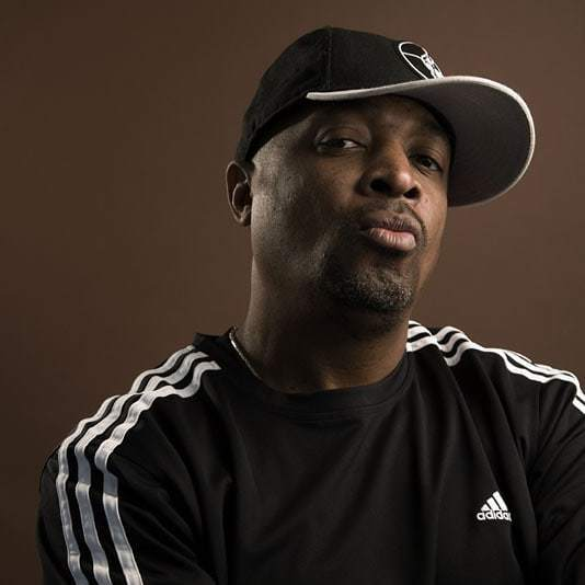 Happy birthday to Chuck D.
