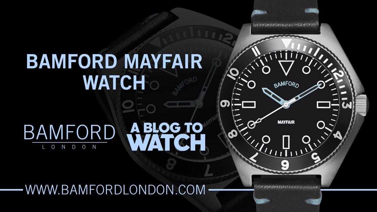 test Twitter Media - WATCH GIVEAWAY: Bamford Mayfair Watch | aBlogtoWatch https://t.co/e3VXsiuqpJ ends when July Does. #timetowinme https://t.co/hxijh0vhuT