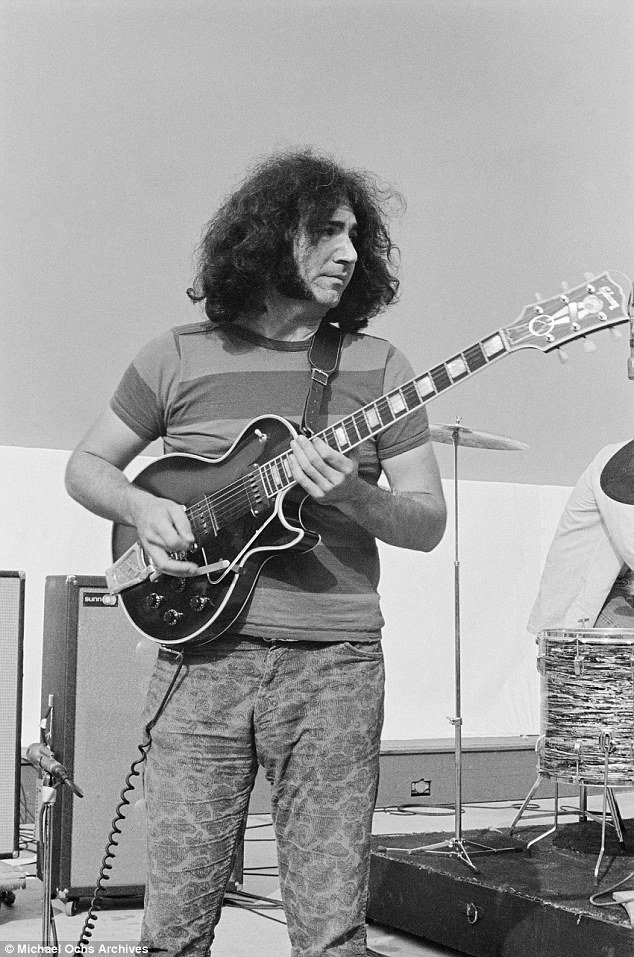 Happy birthday to one of the greatest musicians of all time, Jerry Garcia!