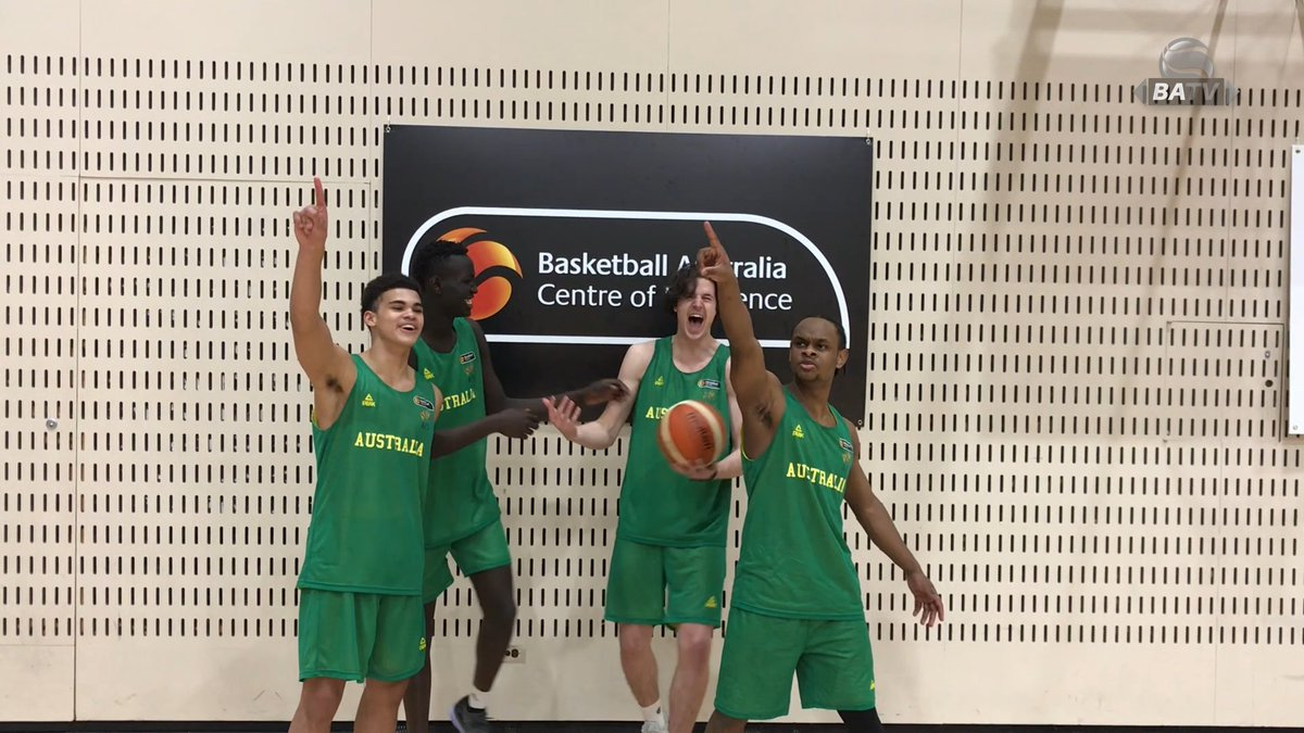 EMUS   Ahead of the @FIBA U18 Asia Championships in Thailand, the Emus have had their crack at the #FIBAU18Asia Challenge! The call has been made to Coaching staff Darren Perry, @ChrisAnstey13 & @robbiemck1 along with teammates Keli Leaupepe, @amkrause4 & Sean MacDonald #GoEmus