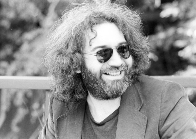 Happy 76th birthday to Jerry Garcia