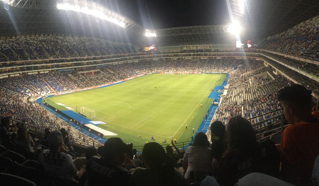 Monterrey gana 2-1 ante Puebla Copa MX