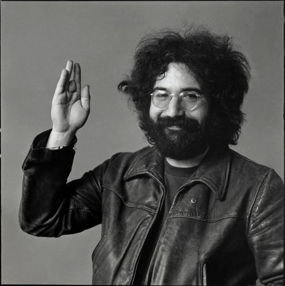 Happy birthday to the late Jerry Garcia