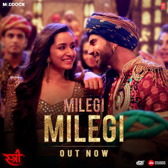 It's time to groove & move to the tunes of #MilegiMilegi! Song out now: https://t.co/2chFWhrwIt @RajkummarRao