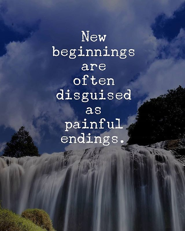 Motivational Quotes On Twitter New Beginnings Are Often Disguised