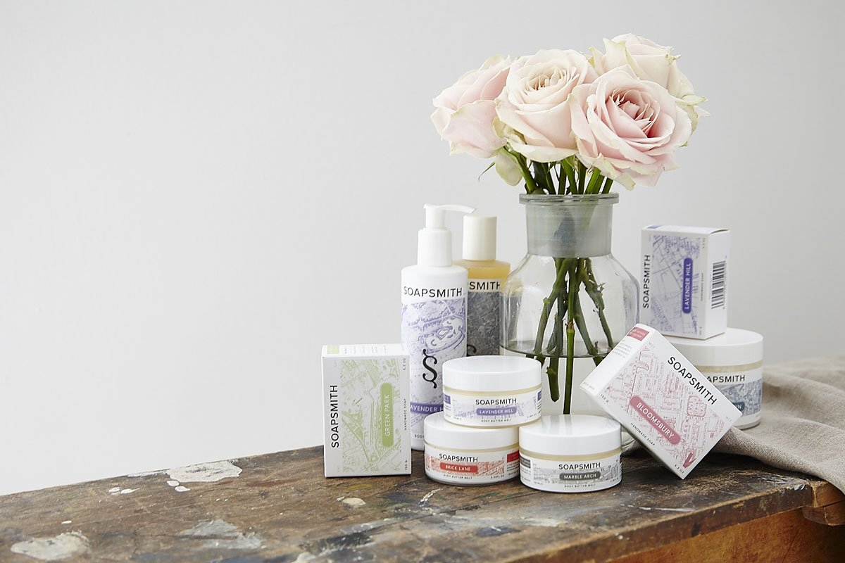 We're so pleased to announce a new collaboration with the wonderful @soapsmithlondon! Exciting times ahead...find out all about it in @marcommnews