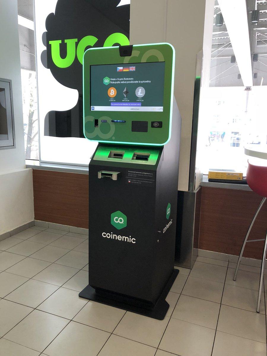 bankomat bitcoin mercato fresco