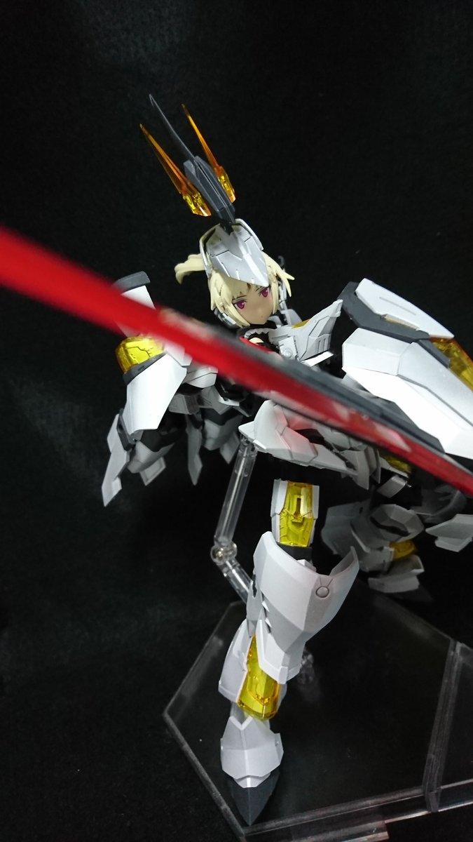 フレームアームズ・ガール アーキテクト Gun Metallic Ver.に関する画像2