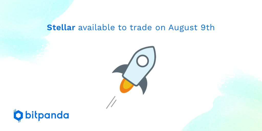 Another addition is coming to the Bitpanda platform! @stellarorg trade only (buy & sell) integration will go live on our platform on August 9th! #Bitpanda #Stellar $XLM