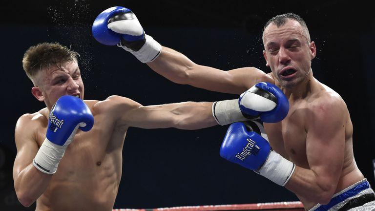 võ sĩ, quyền anh, boxing, Kristian Laight, Tây Phương Thất Bại