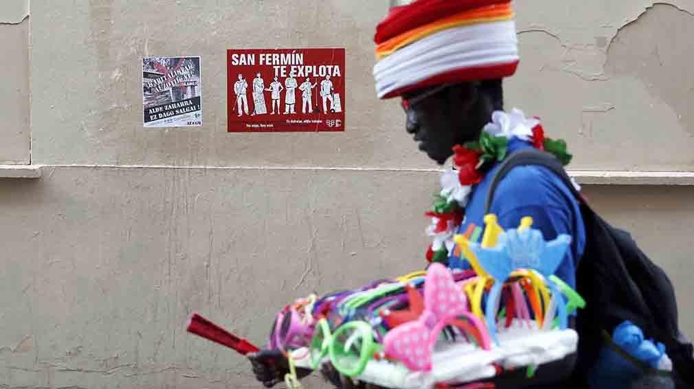 De ingeniero químico con siete idiomas en Senegal a vendedor ambulante en Pamplona: La historia de Amady  https://t.co/tlRpgBblIY https://t.co/1aYRGoI8YY