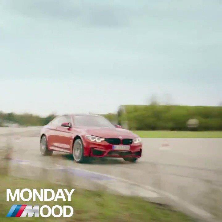 #MondayMood Ruote di traverso e poi via a tutto gas. Scoprite come partire alla grande ogni lunedì con i nostri tutorial su #Youtube.   https:// www.youtube.com/BMWItaliaOfficial  - Ukustom