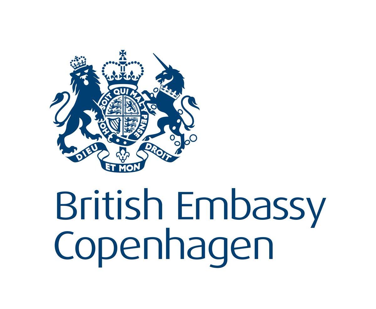 UK Embassy DK 🇬🇧🇩🇰 (@UKinDenmark) | Twitter