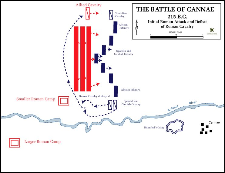 hannibal and the battle of cannae essay The battle of cannae was a major battle of the second punic war near the town of cannae, an ancient village in southern part of italy the battle took place between the outnumbered carthaginian army under hannibal against the romans under the command of lucius aemilius paullus and gaius terentius varro.
