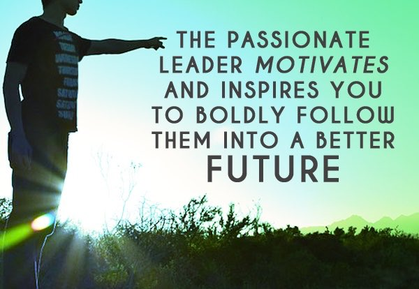 "When we showcase passion and add inspiration, motivation and instructional teaching to leadership our followers will be touched and transformed into leaders"" ~ Edward Ellis"