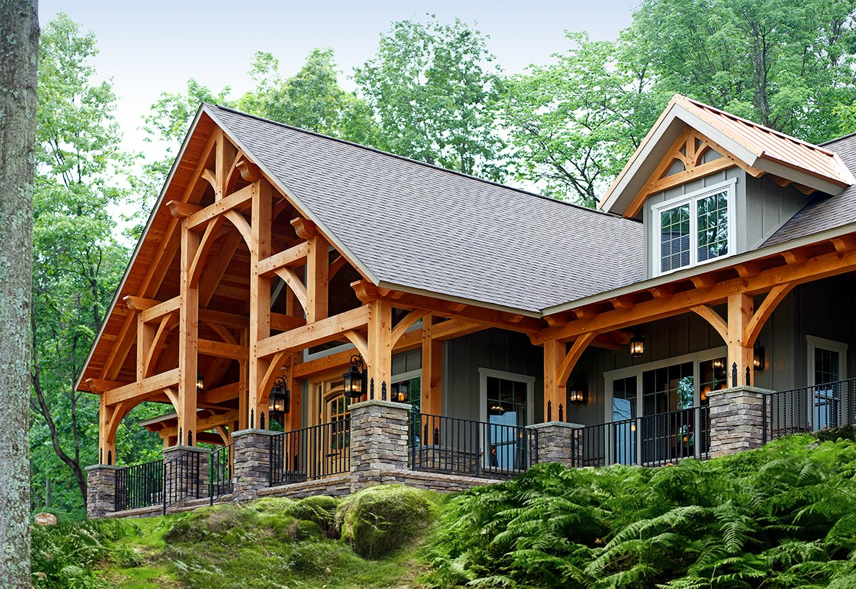 "Build an Energy-Efficient Timber Frame Home with Sustainability in Mind: Achieve your ""green"" timber frame home goals with SIPs. https://t.co/wAnQN5I91P #Sponsored https://t.co/pYjIAgPCnS"
