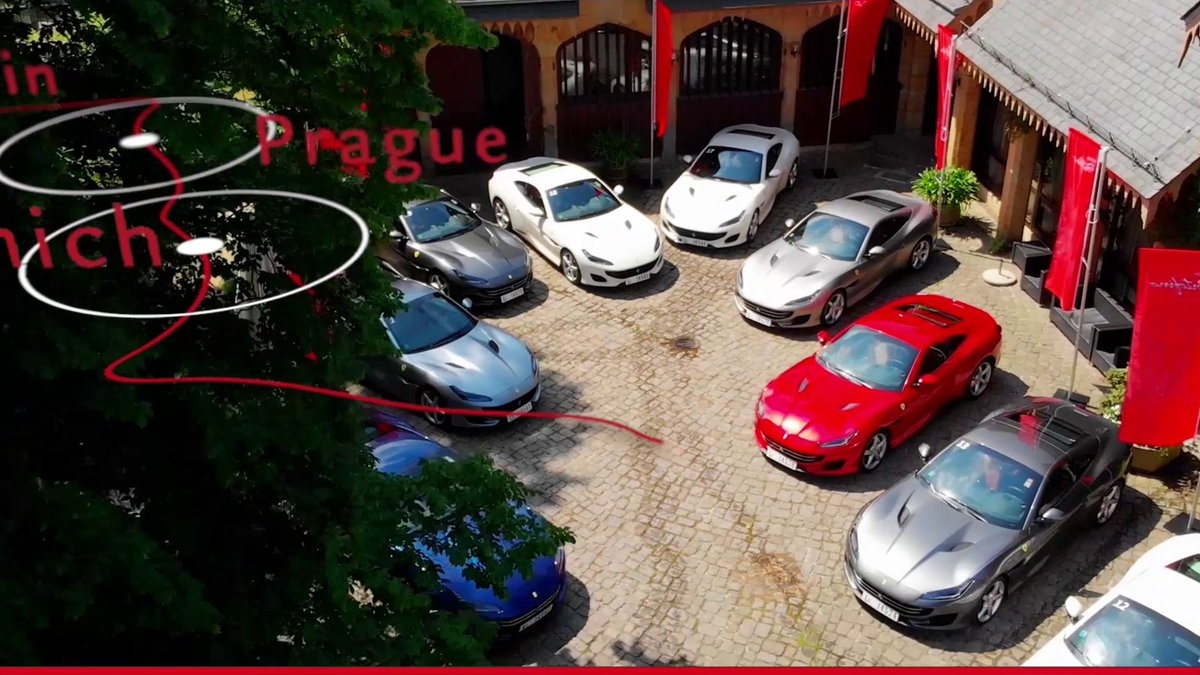The #FerrariPortofino Roadshow was an incredible journey. Originating from the famous town in Liguria that gave the car its name, to over 60 beautiful cities across the continent. Here are some highlights to enjoy.