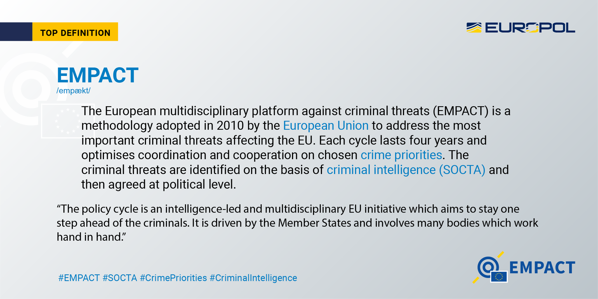 """europol on twitter: """"did you ever wonder what all of these"""