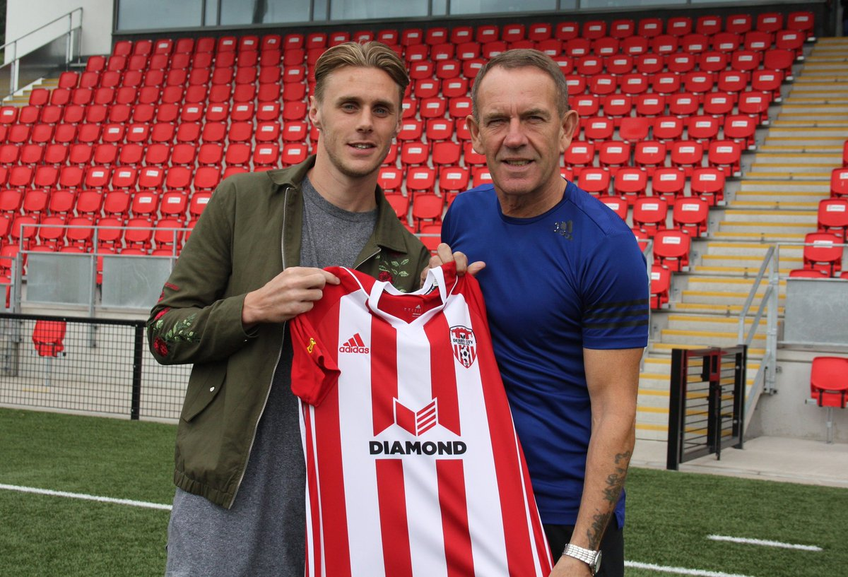 Derry City manager Kenny Shiels has signed left-back Kevin McHattie. He joins former Scottish league players Dean Shiels, Darren Cole, Nicky Low & Ally Roy at the Northern Ireland club. @derrycityfc #HMFC #Killie #RRFC