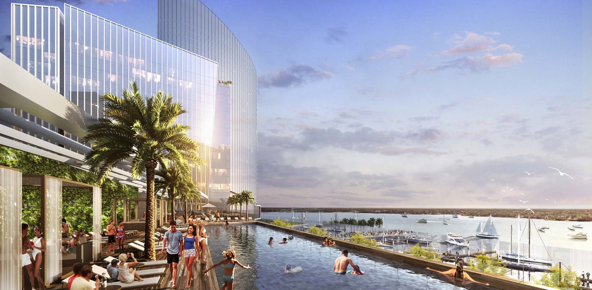"""06d7ffe5ed5b The Shipyards is the optimal and obvious site for a new Jacksonville  convention center."""" - @Jaguars Owner Shad Khanpic.twitter.com/eXq8M8lHN9"""