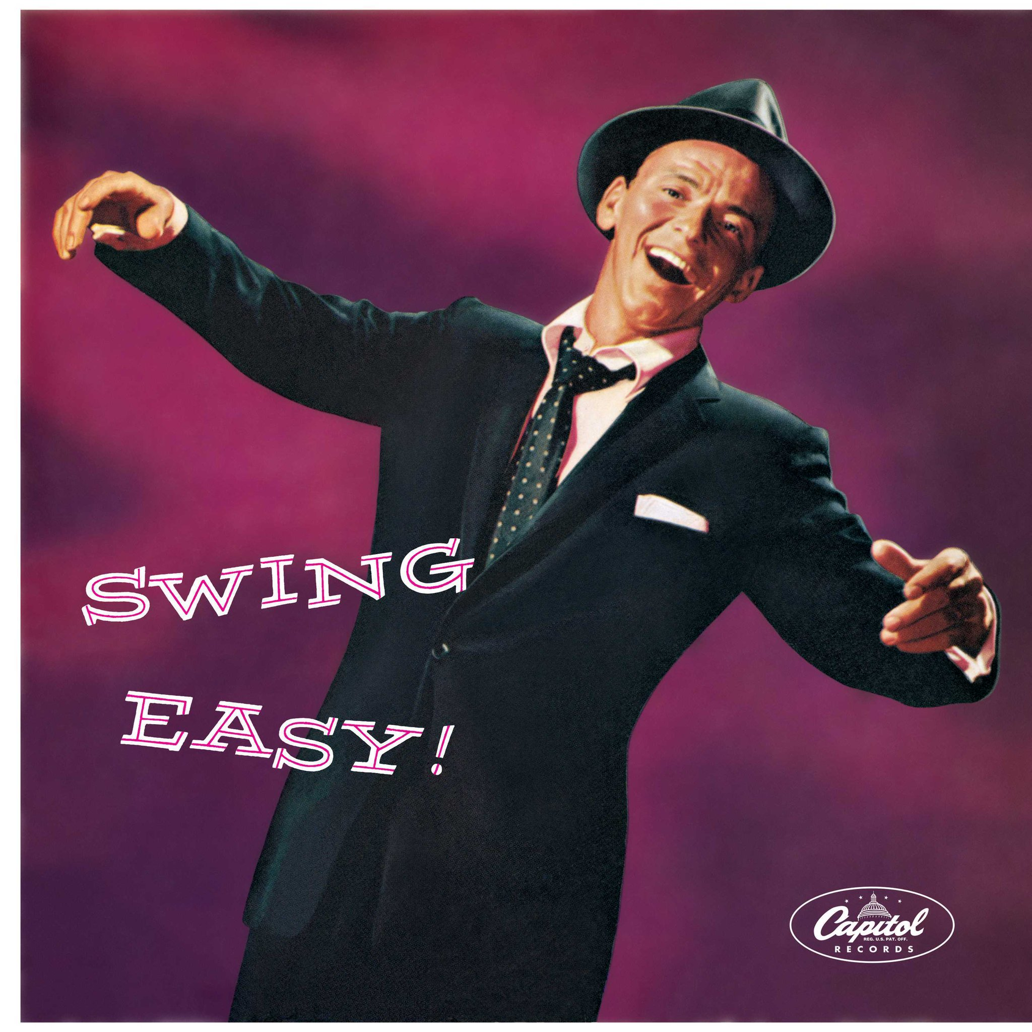 "Reloaded twaddle – RT @franksinatra: 'Swing Easy!' hit the streets #OTD in 1954 as a 10"" record, li..."