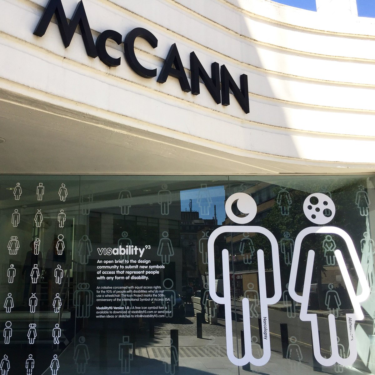 Mccann London On Twitter In The Neighbourhood Check Out Our
