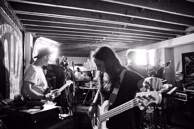 HIP30 x TONIGHT @KasadorBand covers The Tragically Hip 8PM, @CBCMusic #TSSHip30 Photo
