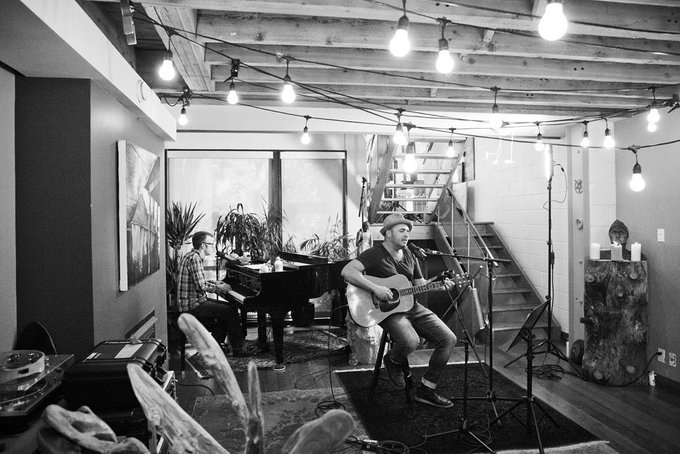 HIP30 x TONIGHT @HawksleyWorkman cover The Tragically Hip 8PM, @CBCMusic #TSSHip30 Photo