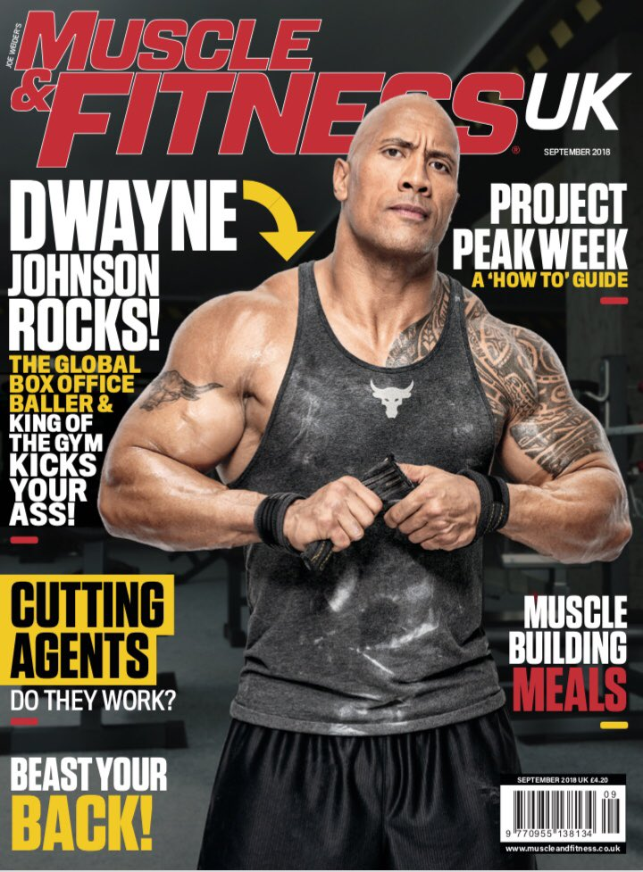 Журнал fitness factor на основе musclemag (журналы и книги.