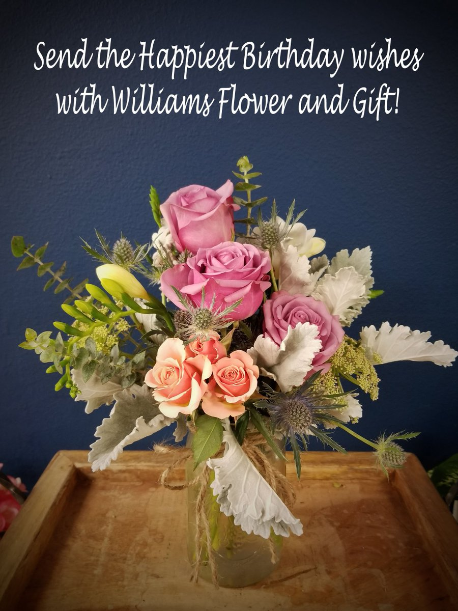 Williams flowers flowerstogoinc twitter williams flower and gift offers the finest selection of birthday flowers gifts in tacoma birthdayflowers happybirthday williamsflowers tacomaflorist izmirmasajfo