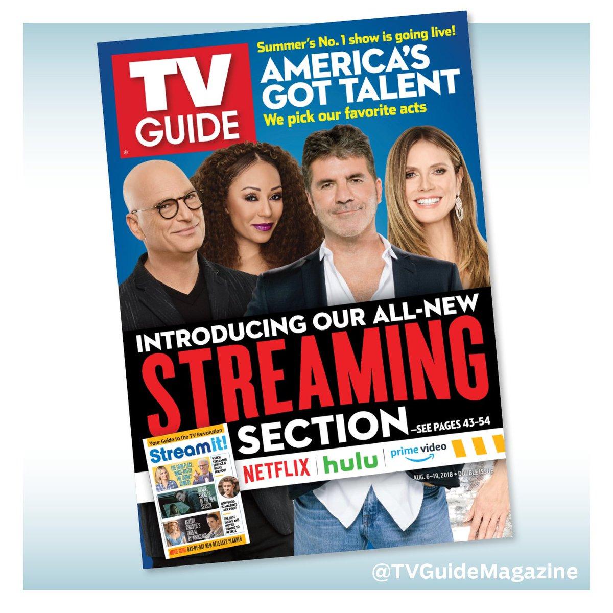 Tv Guide Magazine At Tvguidemagazine Twitter