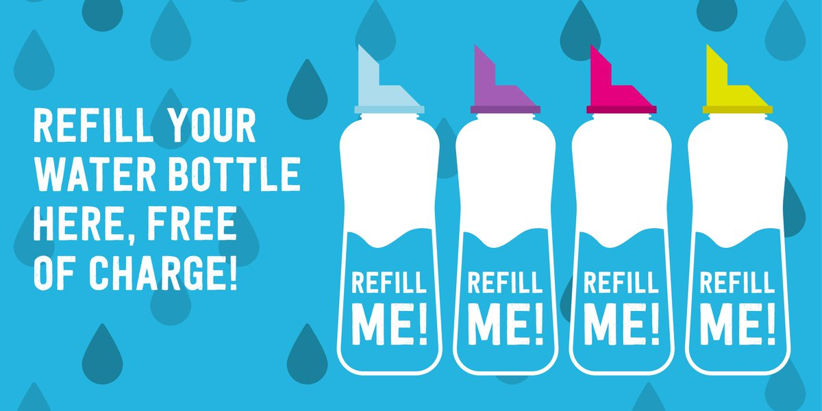 Braintree Village On Twitter Refill Me Top Up Your Water
