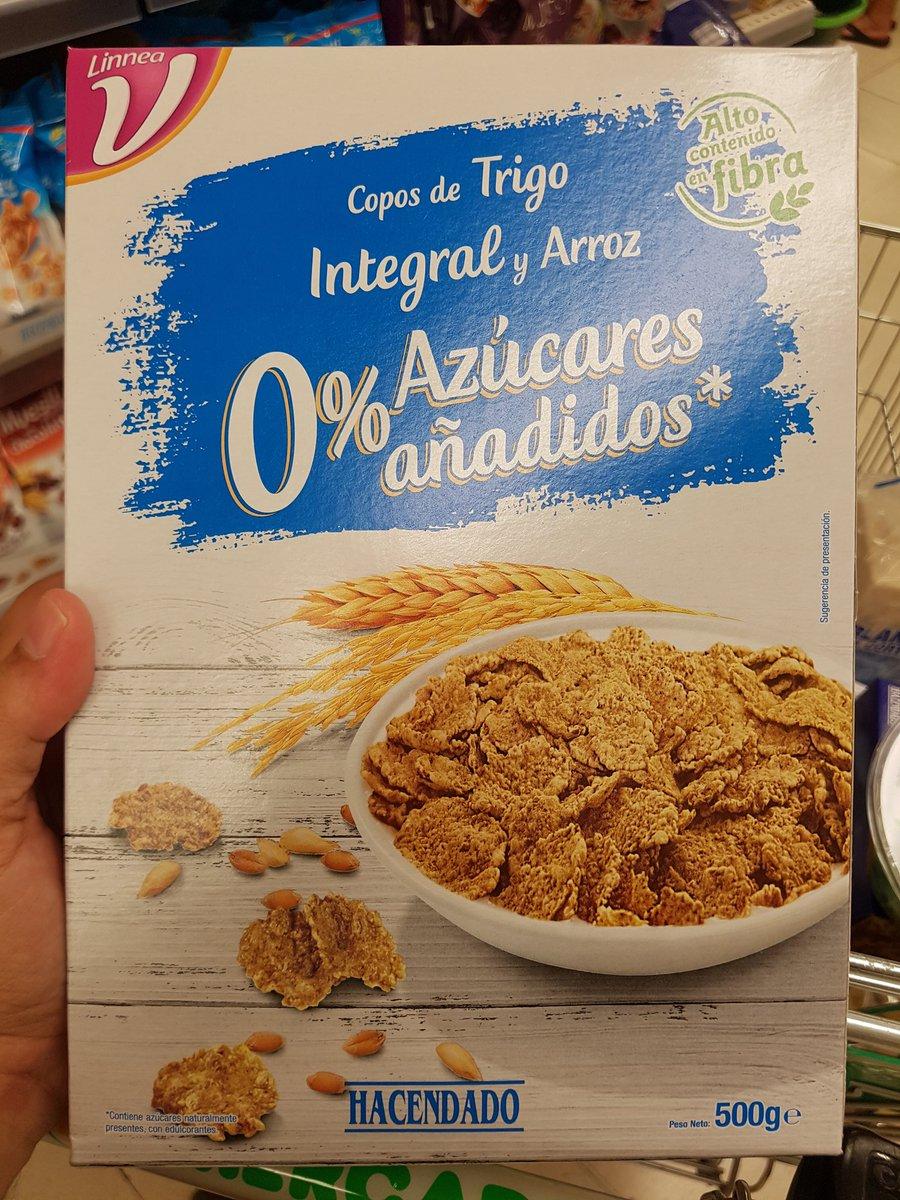 Fernando Trujillo على تويتر Me Pregunto Que Le Parecerán A Mis Amigos Sinazucarorg Anarore Dn Midietacojea Estos Cereales Sin Azucar De Hacendado Https T Co Nyl6pyrrpm