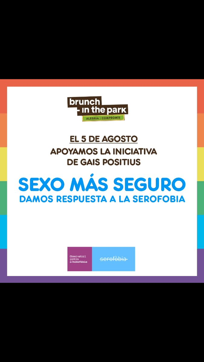 Asociacio Gays Positius Barcelona