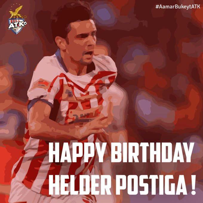Happy birthday to our former Super Striker, Helder Postiga!  The Portuguese star turns 36 today!