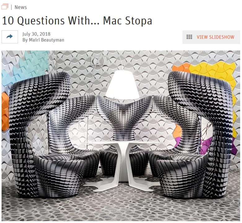 Head over to Interior Design to read this great interview with one of our favourite designers Mac Stopa https://t.co/myk4dcBkeE  #designer #interview