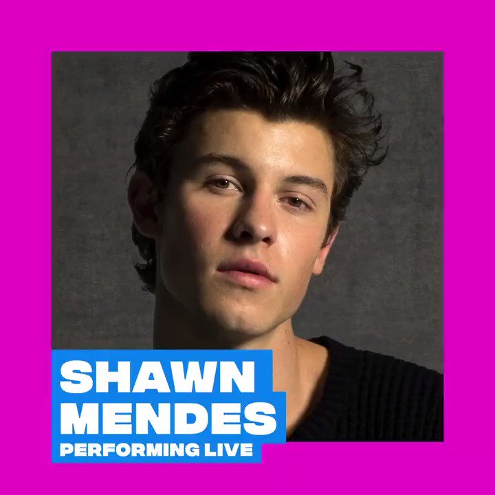 🌺 Pssssst! @ShawnMendes will be performing at the 2018 @VMAs on August 20 🌺 #VMAs
