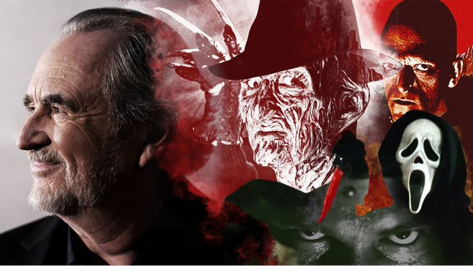 Happy Birthday to Wes Craven. Today would of been his 79th birthday. We miss you, Wes.