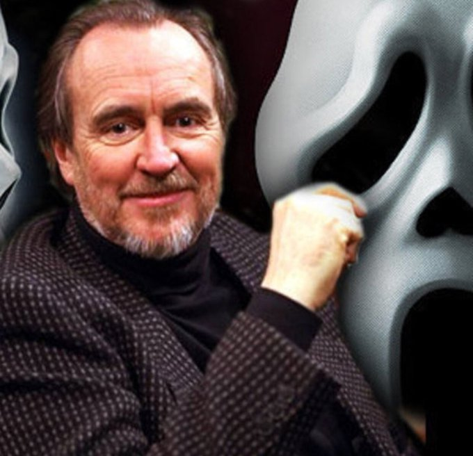 To one of my idols, Happy Birthday Wes Craven.