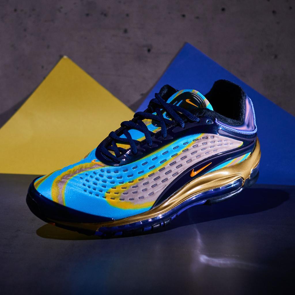 Nike Air Max 95 (NavyDynamic Blue) Footaction Star