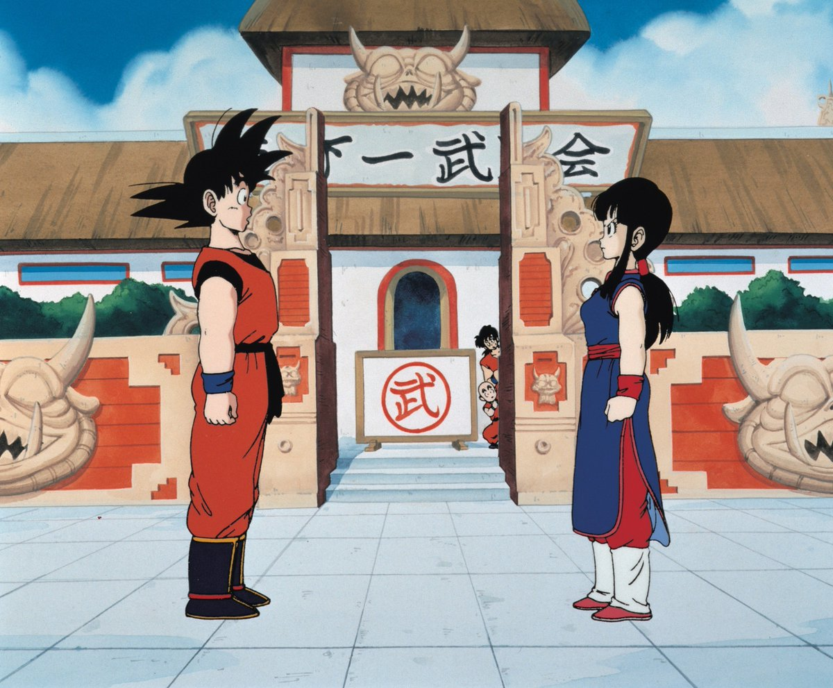 The day they met again.  RT if you love this moment! #TBT #DragonBall