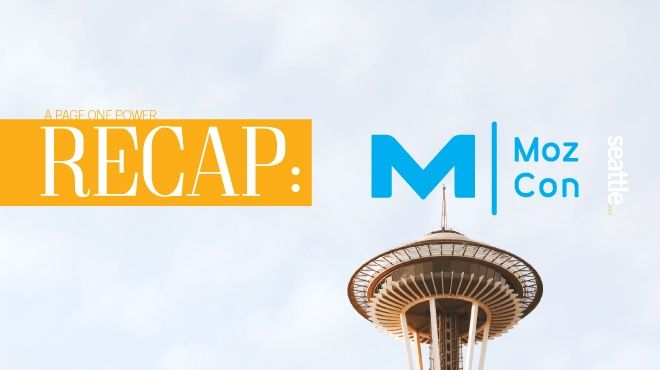 Until next year, #MozCon! Relive the glory and access slides, notes, and tips for attending in our recap over on #Linkarati - once you&#39;re through, you&#39;ll be all ready for 2019:  https:// buff.ly/2NxZuGN  &nbsp;  <br>http://pic.twitter.com/1YG70FFJ36