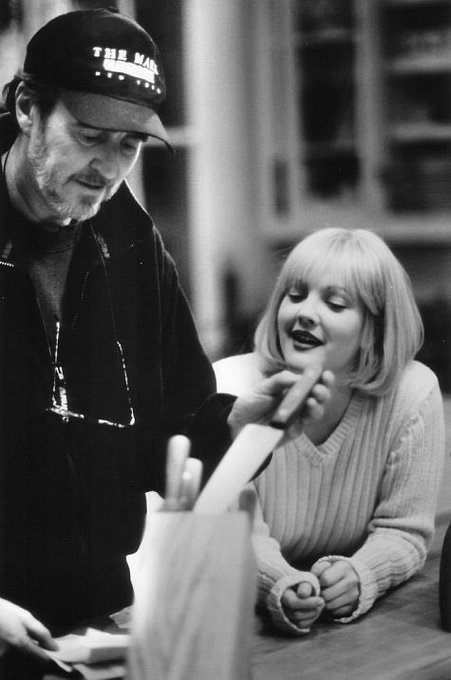 Happy birthday Wes Craven, he would have been 79 today