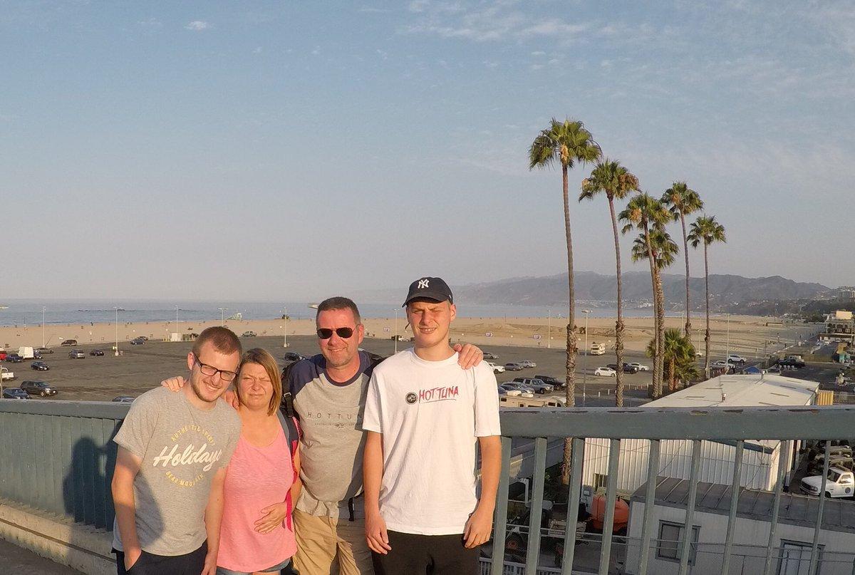 Bougard Koen On Twitter Santa Monica On Va Se Balader Jusqu A Venice Beach
