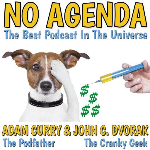 No Agenda Episode 1056 - 'Q-Vision' https://t.co/xQ6Xqf5tG1 https://t.co/i87AdH8mfs
