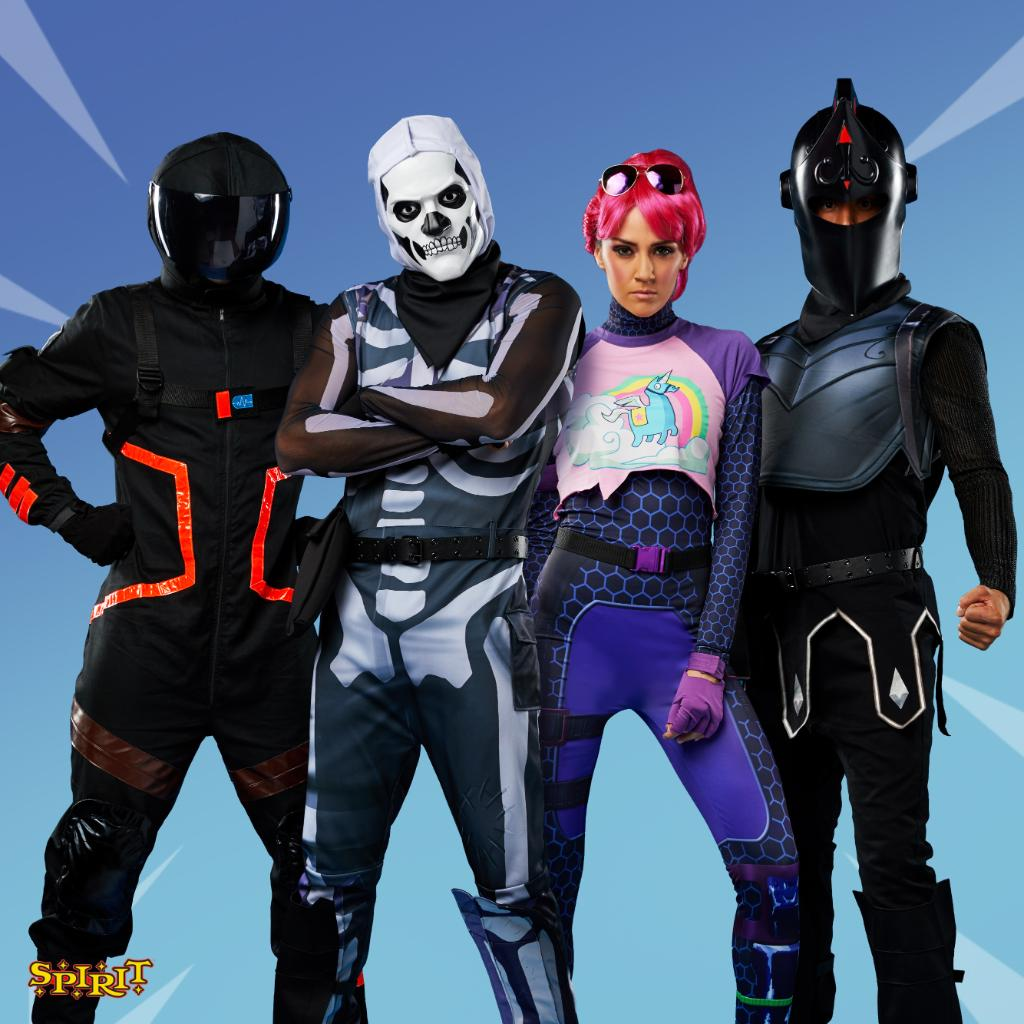 Spirit Halloween Fortnite Costumes.Spirit Halloween On Twitter Here S The First Look At