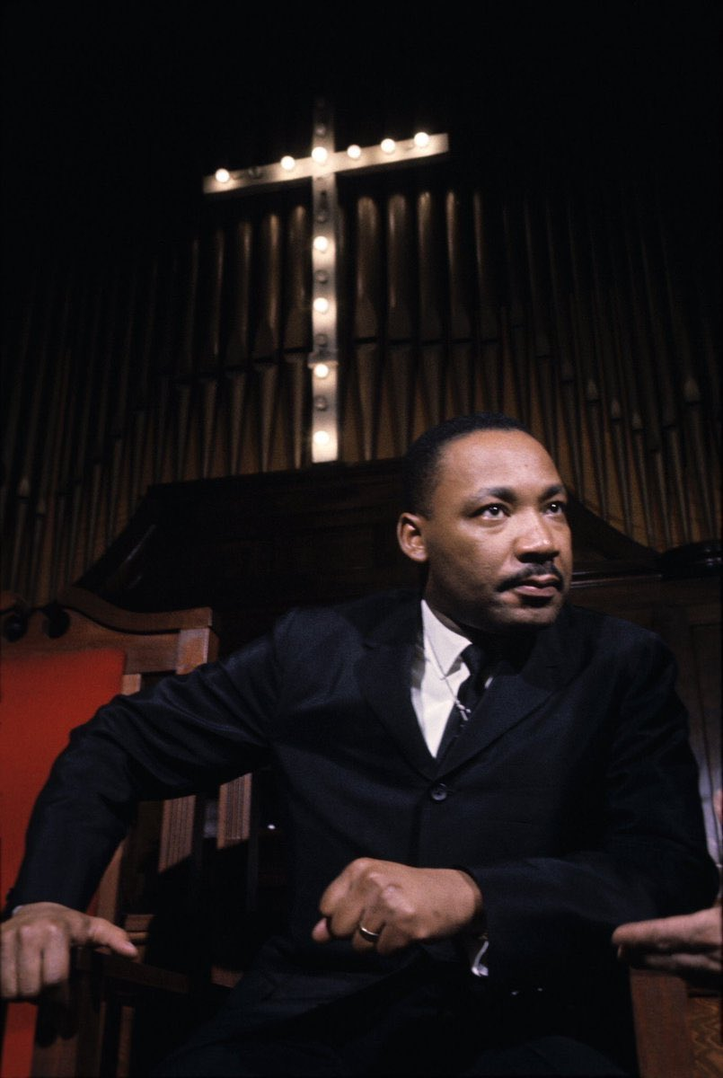 """""""A Church that has lost its voice for justice is a Church that has lost its relevance in the world.' #MLK"""