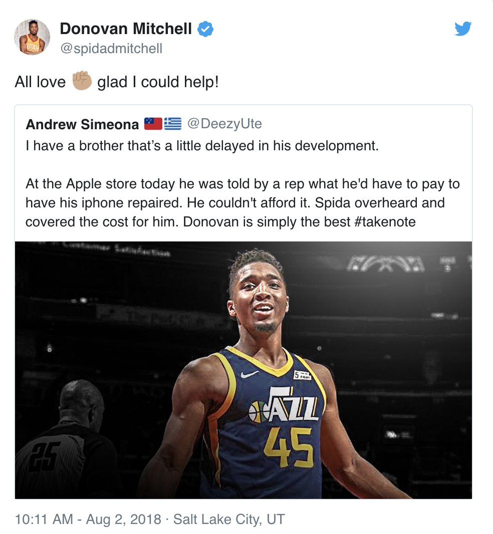 reputable site ba723 cae6a Yahoo Sports NBA on Twitter: